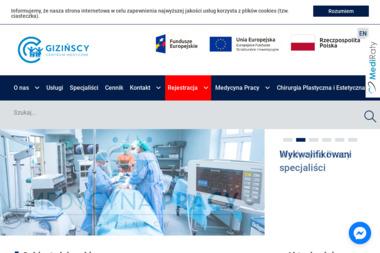 Centrum Medyczne Gizińscy - Chirurg Bydgoszcz