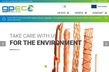 GPECO - Przetwarzanie odpadów Racibórz
