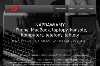 Gra-Tis - Serwis komputerów, telefonów, internetu Gdynia