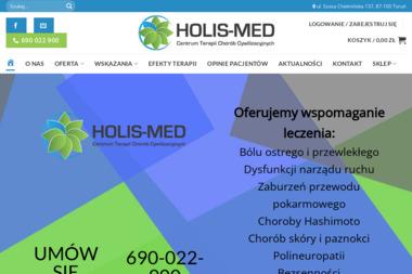HOLIS-MED - Medycyna niekonwencjonalna Toruń