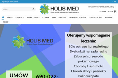 HOLIS-MED - Osteopata Toruń