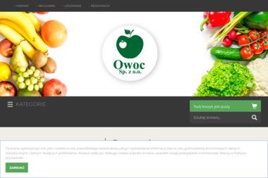 Hurtownia Warzyw Owoców i Cytrusów OWOC - Rolnicy Andrychów