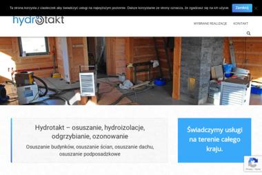 Hydrotakt - Osuszanie, odgrzybianie Łódź