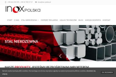 Inox Polska - Pokrycia dachowe Tychy