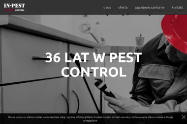 In-pest - Dezynsekcja i deratyzacja Rzeszów