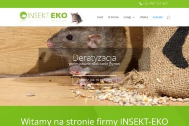 InsektEKO - Dezynsekcja i deratyzacja Żary