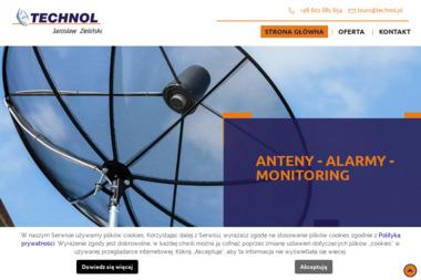 TECHNOL - Montaż Anteny Satelitarnej Bydgoszcz