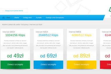 IWEB - Internet, Hosting, Domeny Osielsko