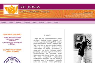 O! JOGA - Joga Dla Kobiet w Ciąży Elbląg
