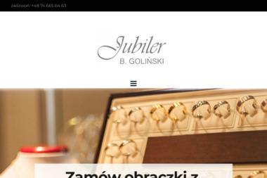 Jubiler Goliński - Rzemiosło Wałbrzych