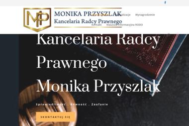 Kancelaria Radcy Prawnego Monika Przyszlak - Prawo budowlane Człuchów