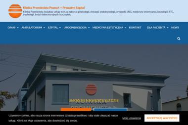 Klinika Promienista - Ortopeda Poznań