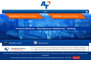 A-T S.A. - Rozdzielnie Elektryczne Kołobrzeg