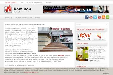 Kominek Łódź - Kominki Łódź