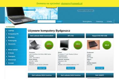 AGO - KOMPUTERY - Komputery i laptopy Sicienko