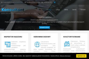 Biuro Projektowe KONSULTANT - Kosztorysowanie Słupsk