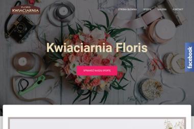 Kwiaciarnia Floris - Kwiaty Złotów