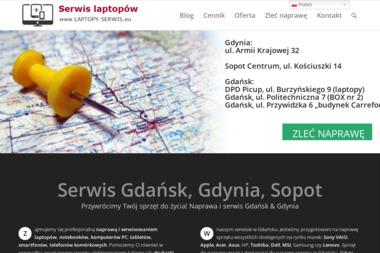 Serwis GDYNIA - Serwis komputerów, telefonów, internetu Gdynia