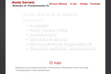 Auto Serwis Brzesko - Auto gaz Brzesko