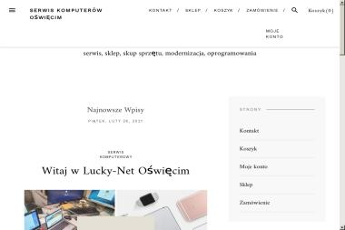 F.H.U. LUCKY-NET - Firma IT Oświęcim