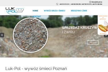 LUK-POL - Wywóz Papy Kórnik
