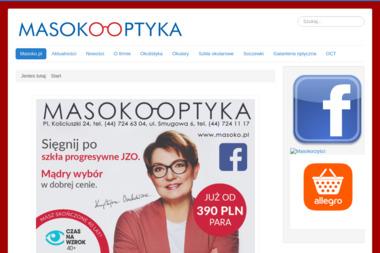 Niepubliczny Okulistyczny Zakład Opieki Zdrowotnej  MASOKO - Okulista Tomaszów Mazowiecki