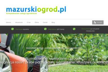 Mazurski Ogród - Ogrodnik Ełk