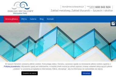 Zakład Metalowy - Balustrady Nierdzewne Tanowo