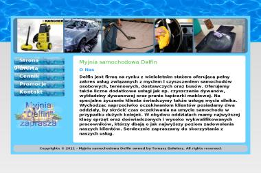Myjnia samochodowa Delfin - Pranie Tapicerki Samochodowej Jasło