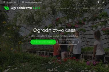Ogrodnictwo Łasa - Kwiaty Nakło nad Notecią