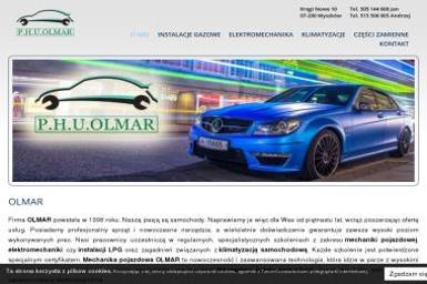 P.H.U OLMAR - Serwis LPG Wyszków