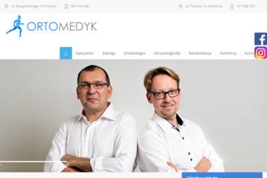 ORTOMEDYK - Ortopeda Poznań