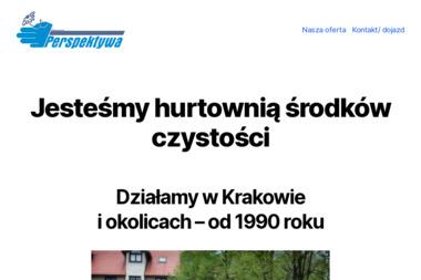 Perspektywa - hurtownia środków czystości - Chemia Kraków