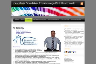 Kancelaria Doradztwa Podatkowego Piotr Kostrzewski - Doradca podatkowy Zławieś Wielka