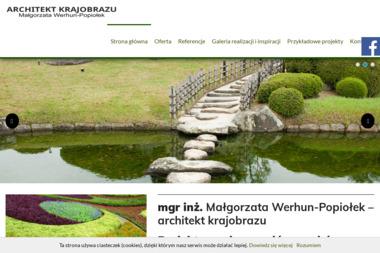 Projektowanie ogrodów M. Werhun-Popiołek - Kosztorys Powykonawczy Konin