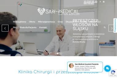 San-Medical - Medycyna estetyczna Jaworzno