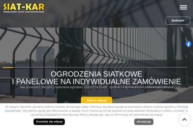 SIAT- KAR - Siatka ogrodzeniowa Jastrzębia