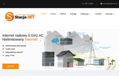 Stacja-NET - Internet Ostrołęka