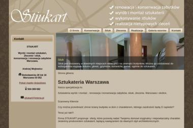 STIUKART - Renowacja Sztukaterii Warszawa