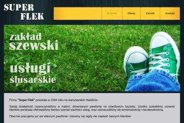 SUPER FLEK - Wymiana Poszycia Kierownicy Warszawa