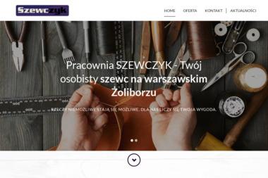 Pracownia Szewczyk - Obszywanie Naturalną Skórą Warszawa