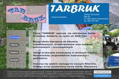 TARBRUK - Kostka betonowa Ostrów Mazowiecka