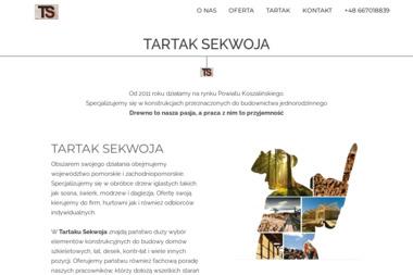 Tartak Sekwoja - Skład Drewna Nowe Bielice