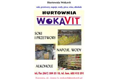 Wokavit - Hurtownia Wódki Kaczory