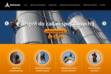 Wspin Line - Odśnieżanie dachów Toruń