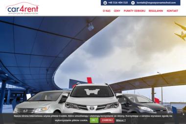 CAR4RENT - Wypożyczalnia samochodów Mielec