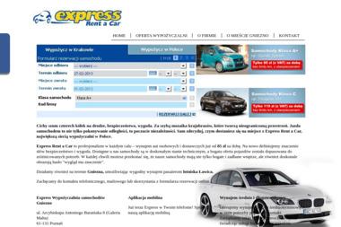 Express Rent a Car - Wypożyczalnia Aut Poznań