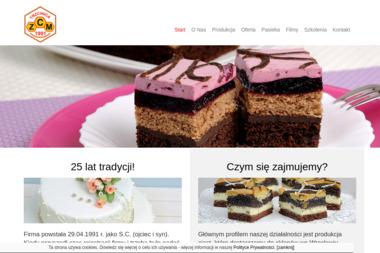 Zakład Cukierniczy Maja - Cukiernia Trzcinica