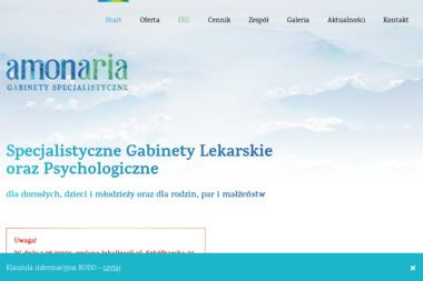 Ośrodek Pomocy Psychiatrycznej i Psychologicznej – Amonaria - Seksuolog Poznań