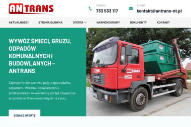 Przedsiębiorstwo Usługowe ANTRANS - Wywóz Gruzu Nowy Tomyśl